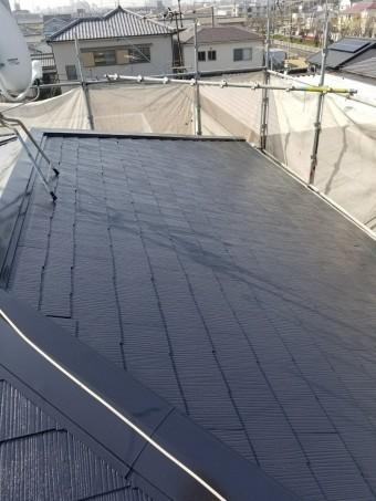 八尾市 屋根塗装