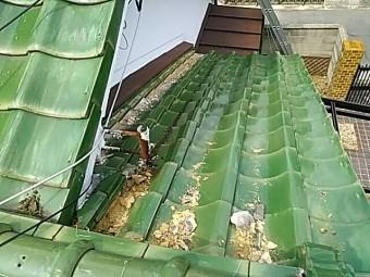 八尾市で漆喰工事