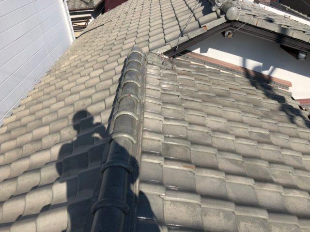 八尾市屋根写真