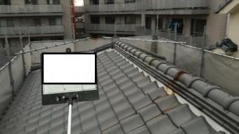 八尾市耐震工事 屋根葺き替え