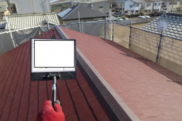 八尾市屋根葺き替え工事