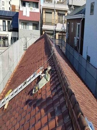 八尾市で屋根工事
