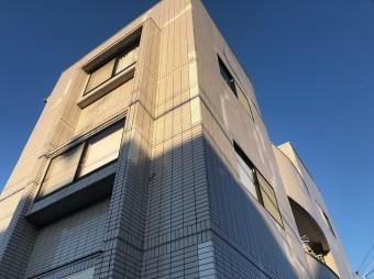 3階建て住居兼事務所