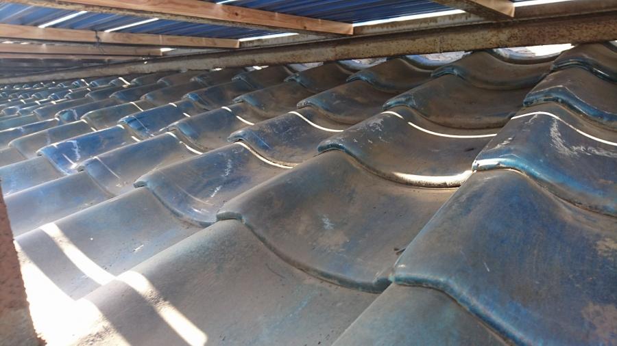 八尾市 屋根清掃