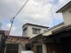 2階建て屋根