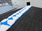 八尾市 屋根の現場調査