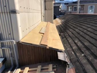八尾市 工場の屋根工事