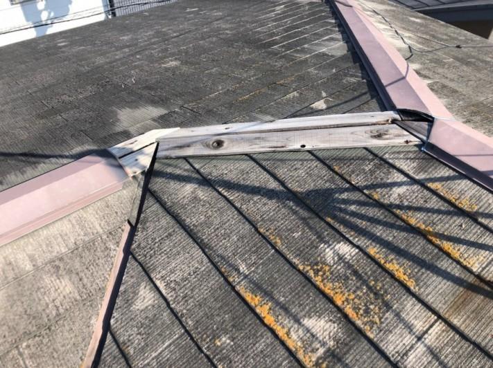 屋根板金被害
