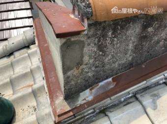 外壁モルタル補修