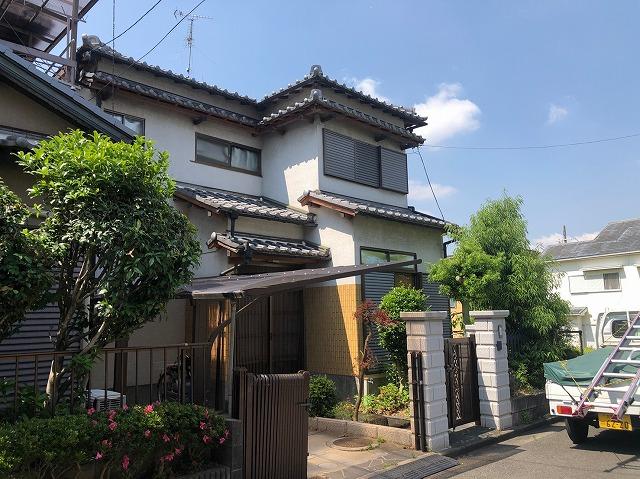 2階建て住宅