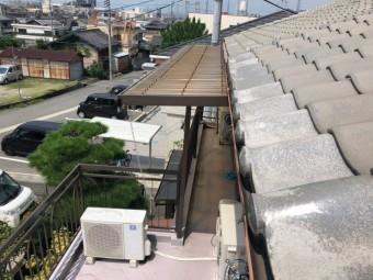 テラス屋根たい