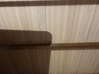 2F天井雨漏れ跡