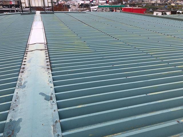 エントランスの屋根