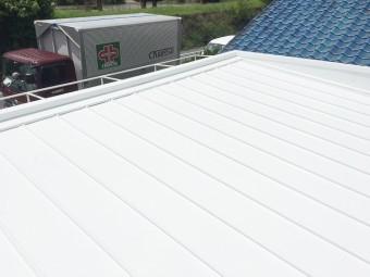 屋根_葺き替え_ガルバリウム鋼板