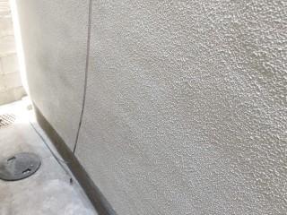 モルタル外壁_補修完了