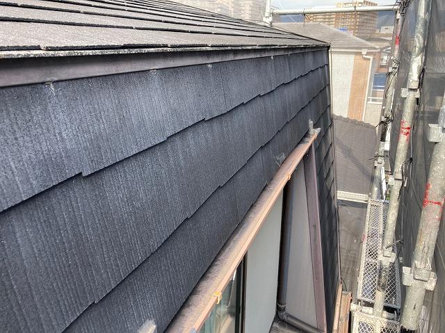 塗装前点検屋根