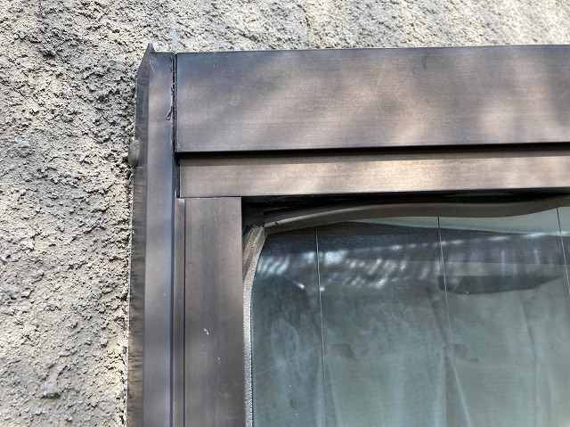 窓のパッキン