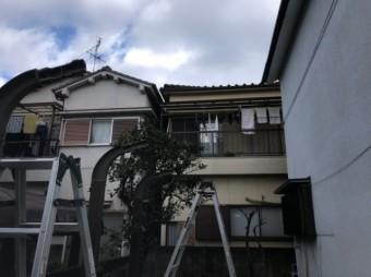 八尾市カーポート撤去