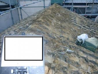 八尾市で耐震 屋根工事