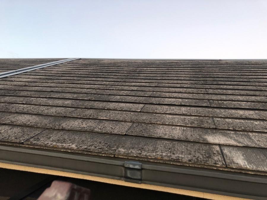 八尾市 屋根 塗替え前