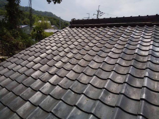 八尾市屋根清掃