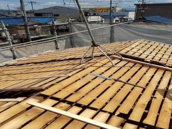 八尾市 屋根葺き替え