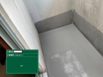 八尾市防水工事完了