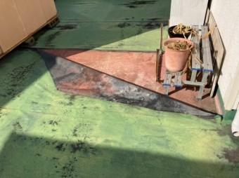 八尾市シート防水