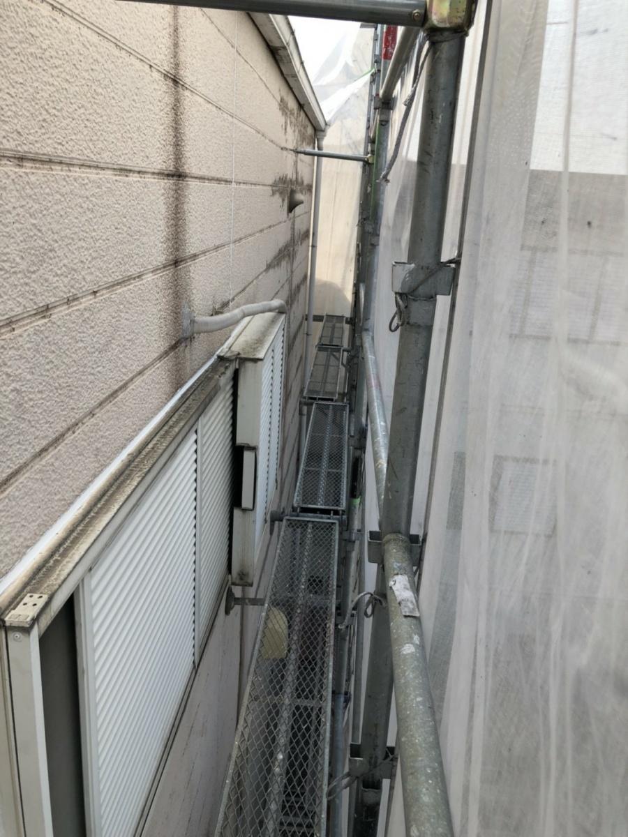 八尾市 外壁劣化