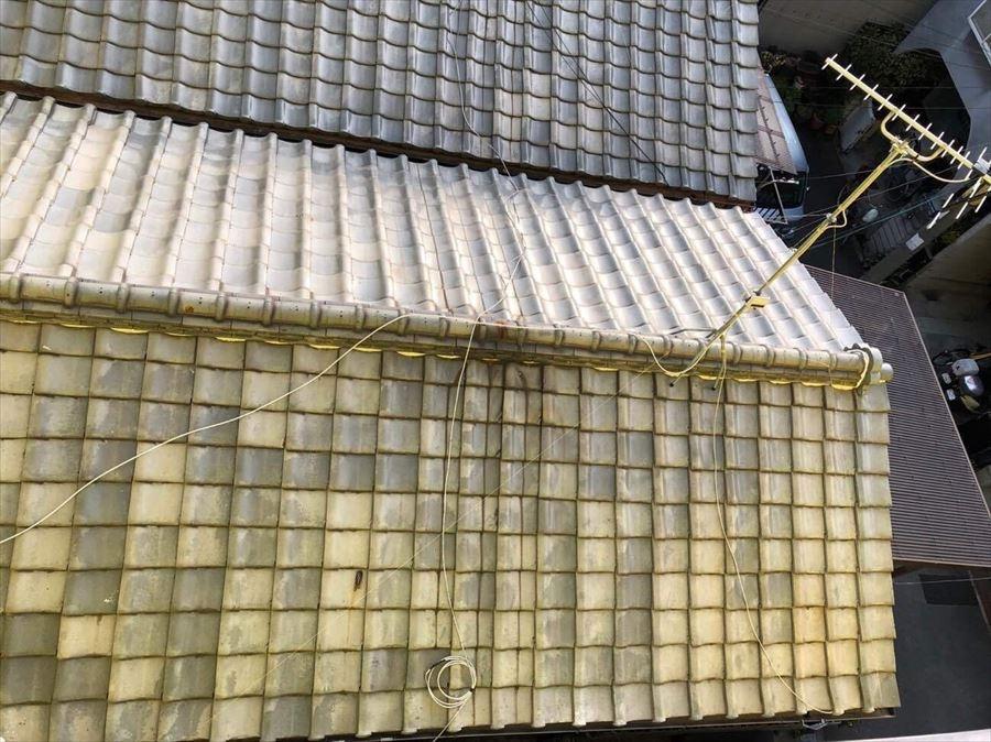八尾 屋根葺き替え工事