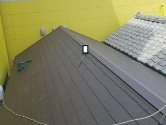 八尾 コロニアル 屋根葺き替え