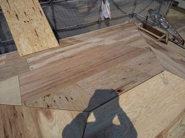 下地の木材