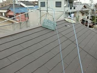 八尾市ストレート屋根