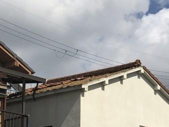 八尾 台風 屋根吹き飛ぶ