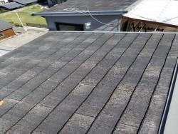 八尾 屋根 20年放置汚い