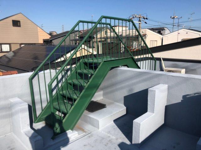 八尾市屋上の防水