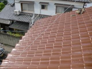 八尾市屋根葺き替え