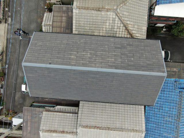 3階の屋根全体写真