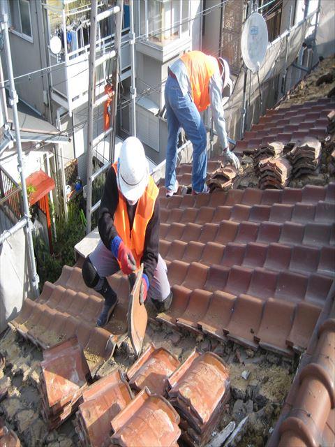 八尾市 屋根工事