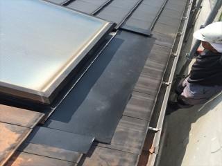 ガリバニウム鋼板取付交換