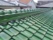 八尾市で漆喰詰め直し工事