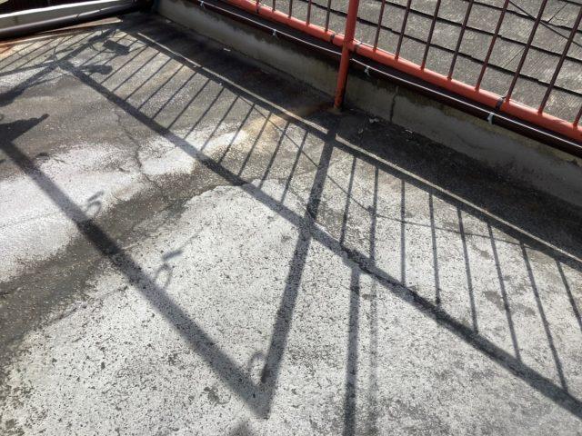 東大阪市で防水劣化