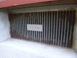 八尾市通気口の塗装