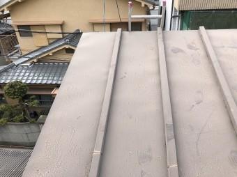 板金屋根点検