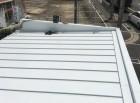 立平葺き屋根