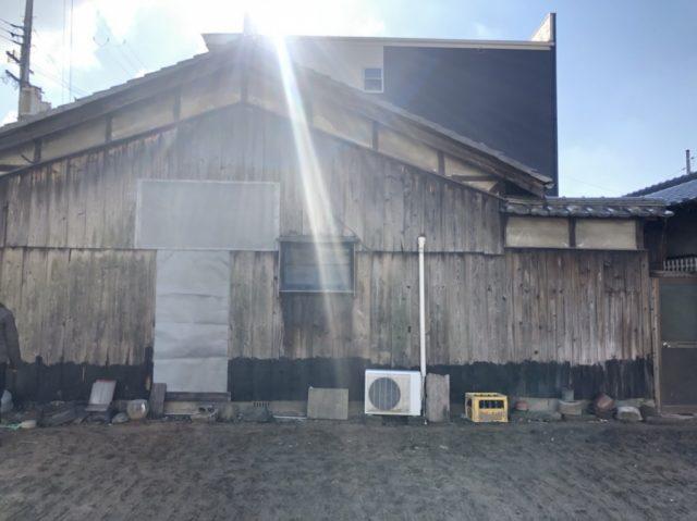 東大阪市で外壁から雨漏りしそうなので板金工事で未然に防ぎたい