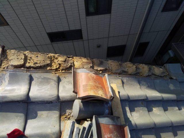 八尾市で瓦工事