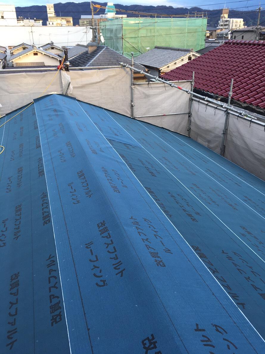 屋根 防止シート