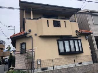 築15年の家