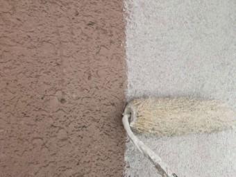 モルタル外壁_下塗り